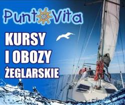 Obozy i kursy żeglarskie - Szkoła żeglarstwa PuntoVita