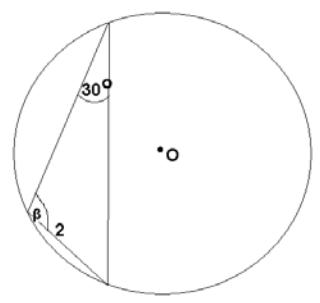 Okrąg Opisany na trójkącie rozwartokątnym