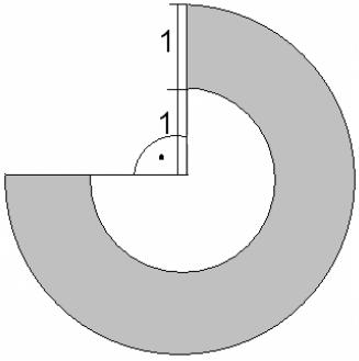 Objętość stożka i jego pole całkowite