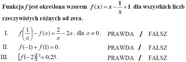 Wartość funkcji