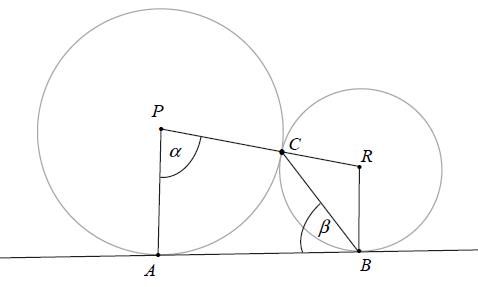 Zadanie wykaż, że uzasadnij, że , dowód oraz okręgi styczne i prosta styczna do okręgów