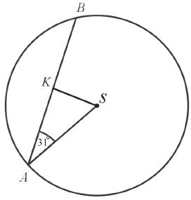 Sinus i cosinus w trójkącie prostokątnym
