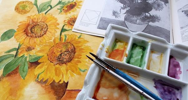 Jak zacząć malować i rysować