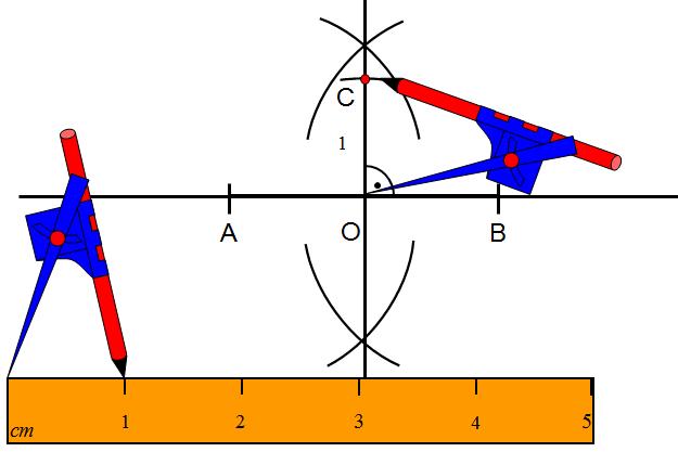 konstrukcja pierwiastka z 5