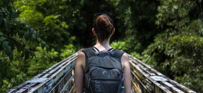 zdrowy plecak do kręgosłupa