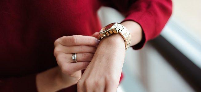 zegarek modny