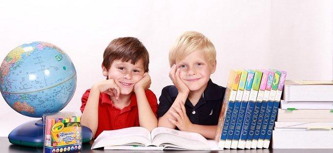 Nauka samodzielna dziecka